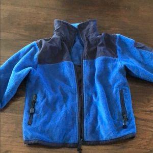 Carter's reversible jacket with hoodie
